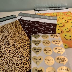 Other - (45 piece total) Poly Mailer Assorted BUNDLE5